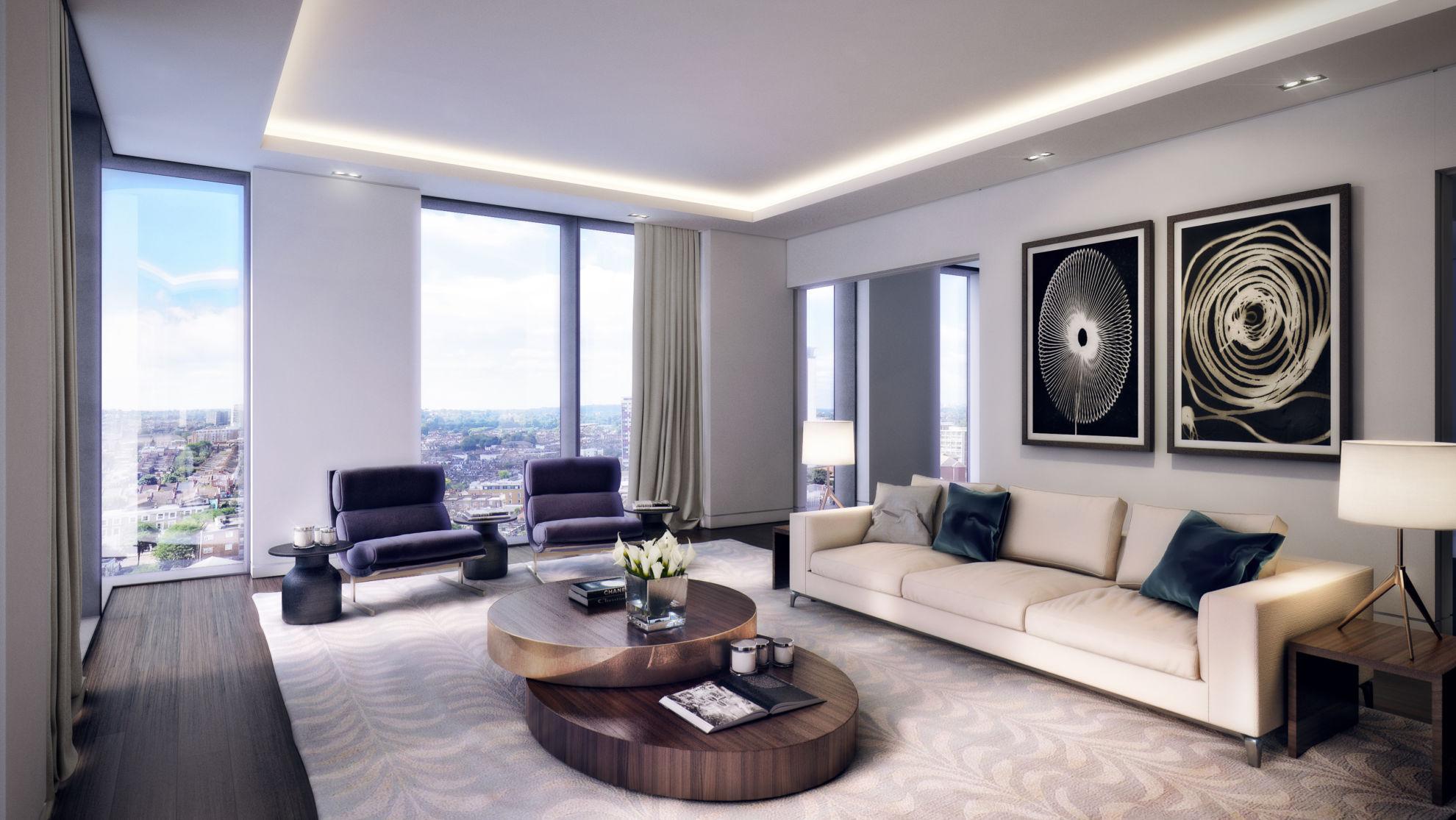 ... Unit number: 808 Units; 7.4 acre property; Scope: Interior design, 3D  visualisation, clubhouse procurement, wayfinding and signage, marketing  plans, ...